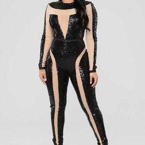 Fashion Nova Mayra Jumpsuit